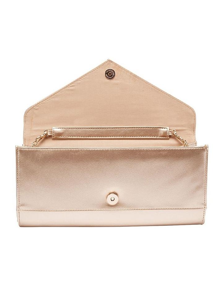 SANDLER Paige Gold Clutch Bag image 5