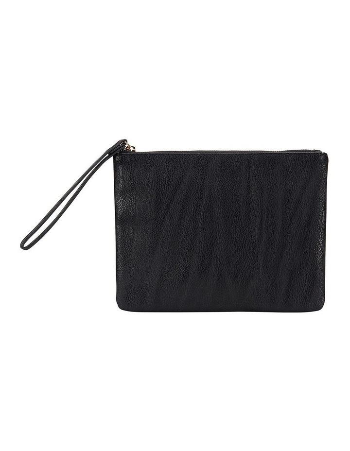 SANDLER Lexi Black Clutch Bag image 1