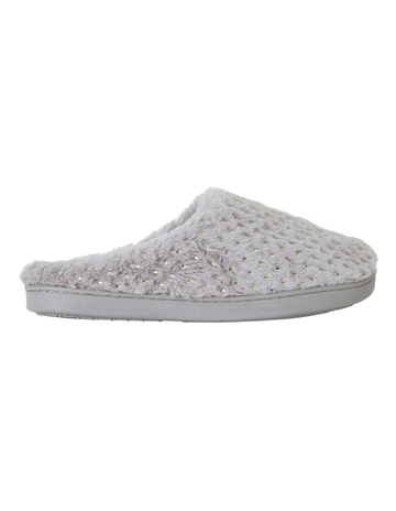 1c250b76d Easy StepsSprout Grey Slipper