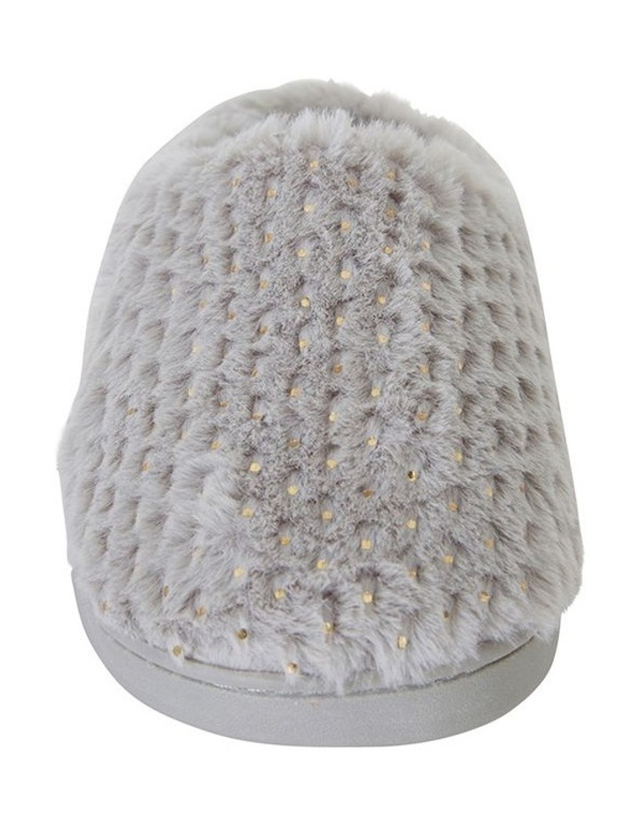 Sprout Grey Slipper image 3