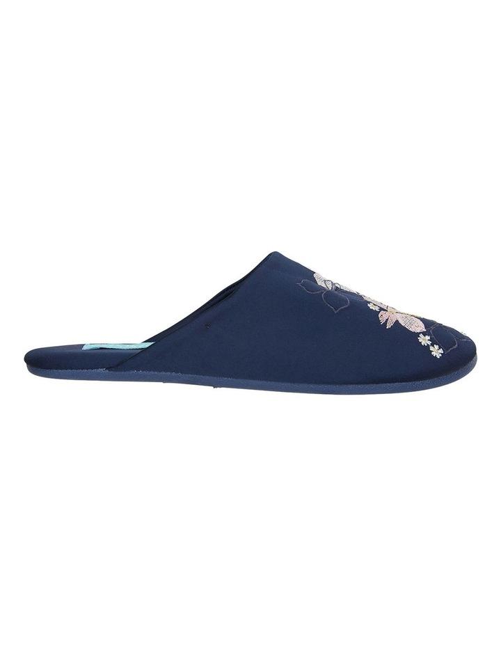 Sultry Navy Slipper image 1