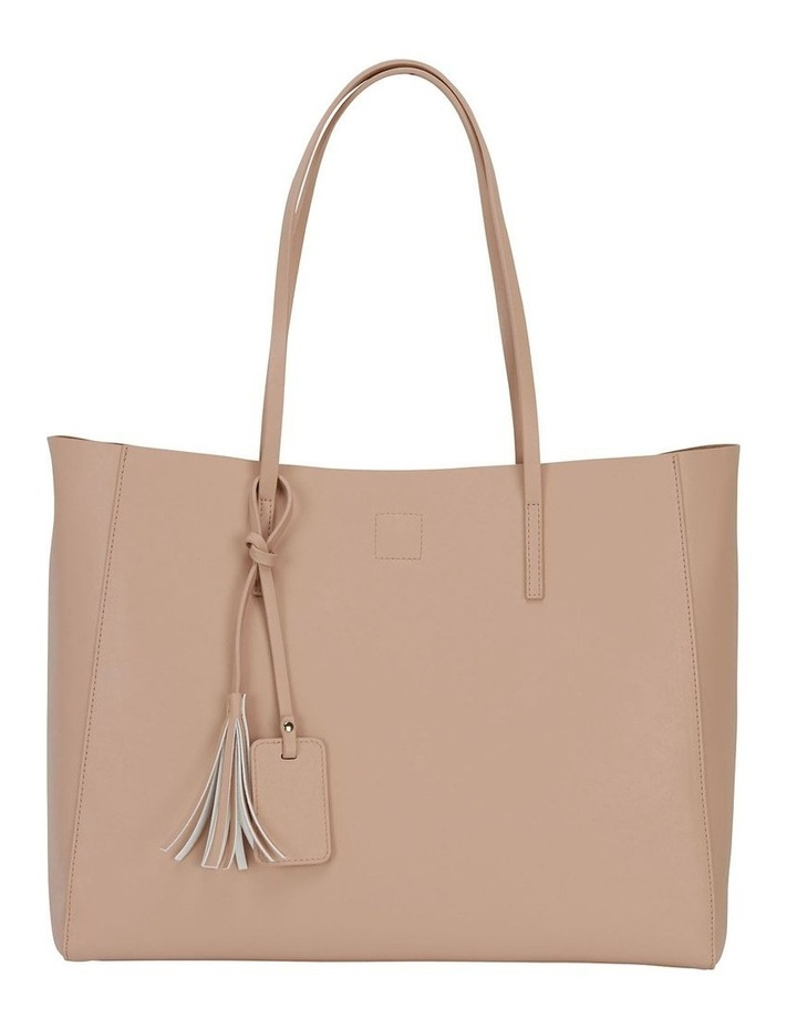 H-Bobbi Nude Handbag image 1