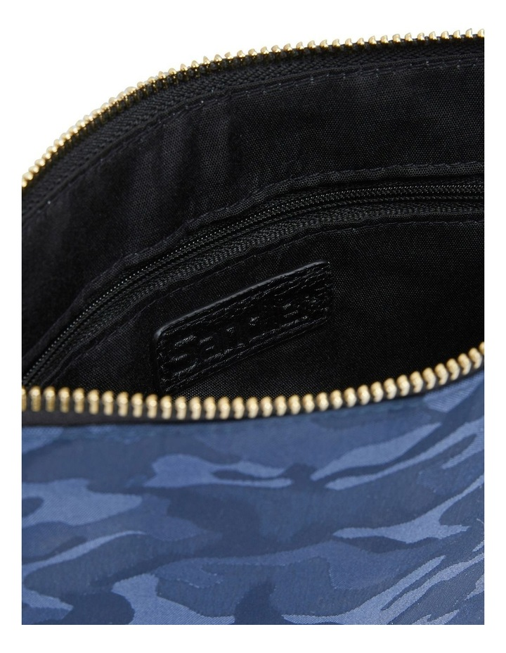 H-Lilly Blue Camouflage Clutch image 3