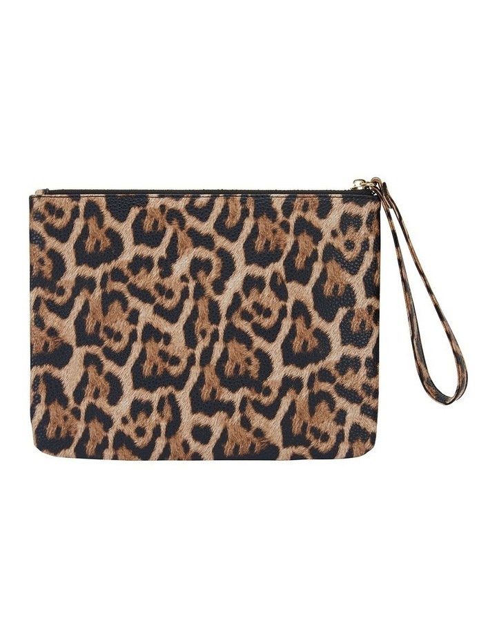 H-Lilly Animal Print Clutch image 1