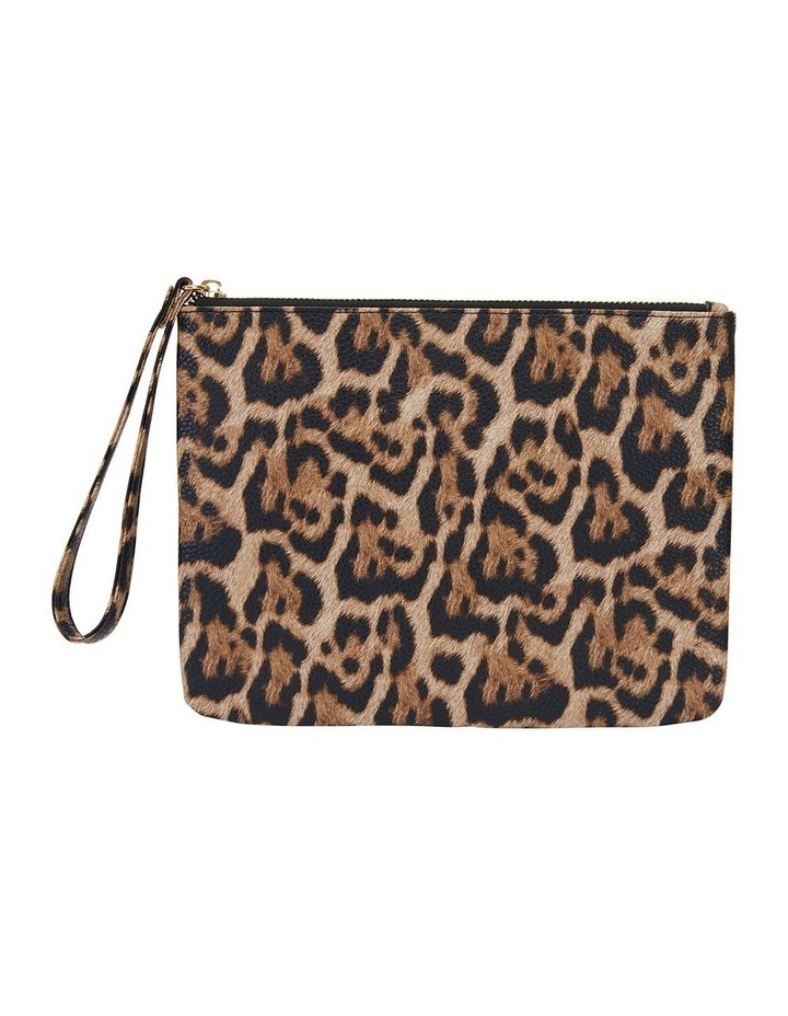 H-Lilly Animal Print Clutch image 2