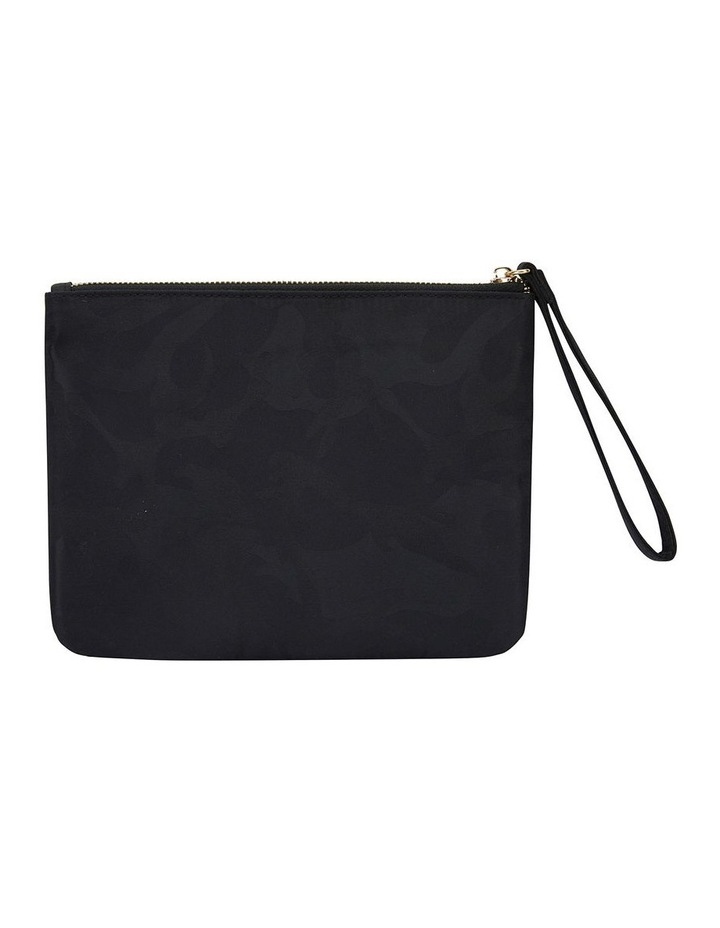 H-Lilly Black Camouflage Clutch image 2