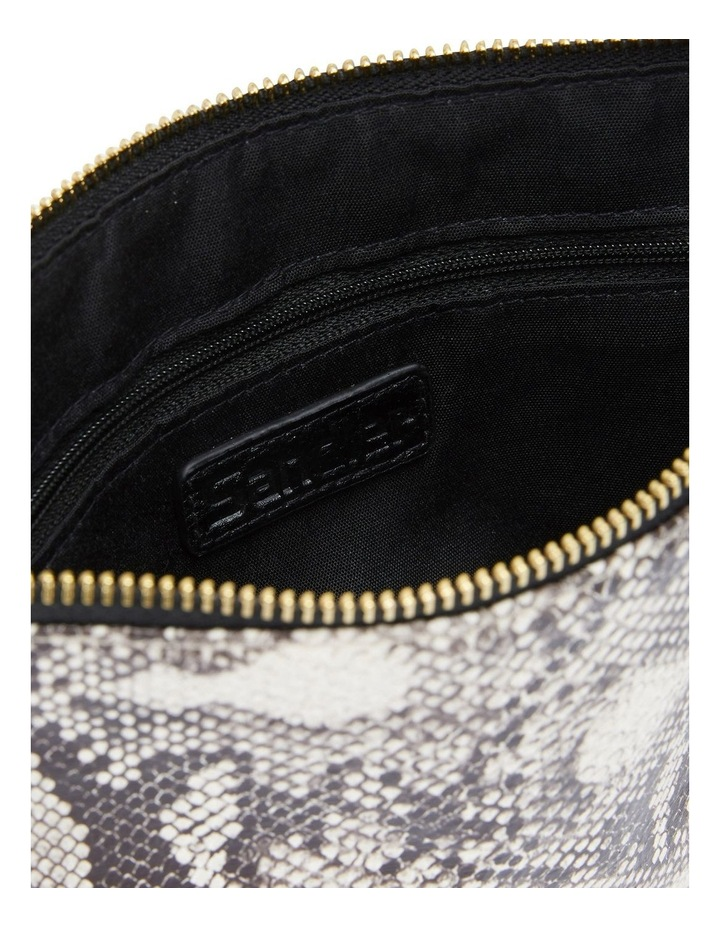 H-Lilly Snake Print Clutch image 3