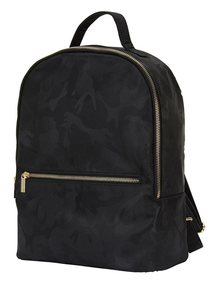 H-boost Black Camouflage Backpack image 1