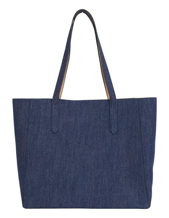 H-Charlie Denim Handbag image 1