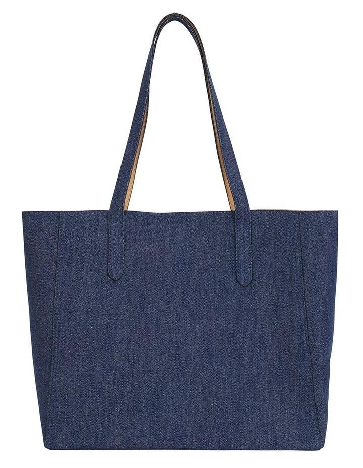 H-Charlie Denim Handbag image 2