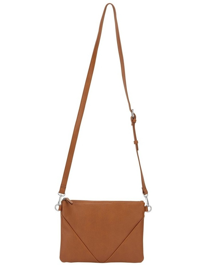 H-Indie Tan Clutch image 1