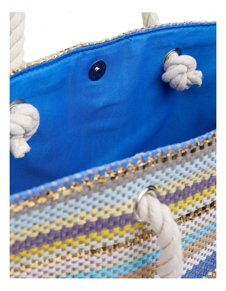 H-Coast Blue Multi Handbag image 3