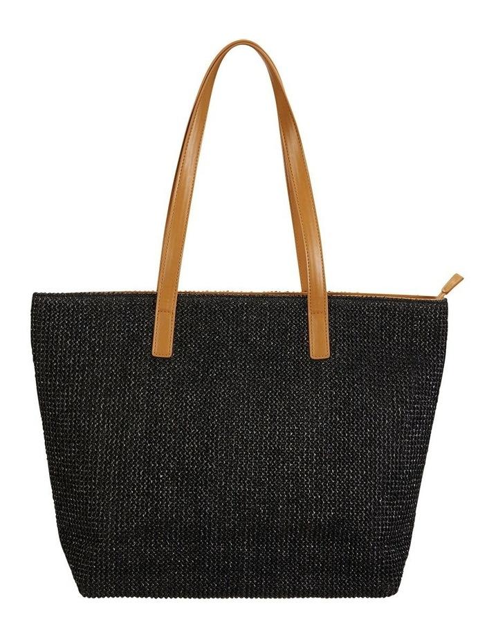 H-Bale Black Tote Bag image 1