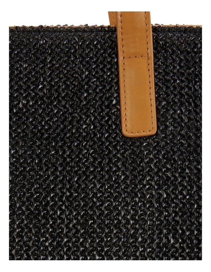 H-Bale Black Tote Bag image 2