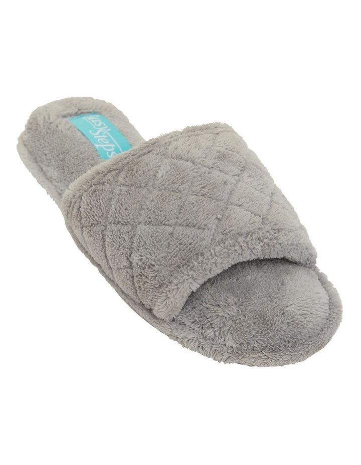 Pearl Grey Slipper image 2