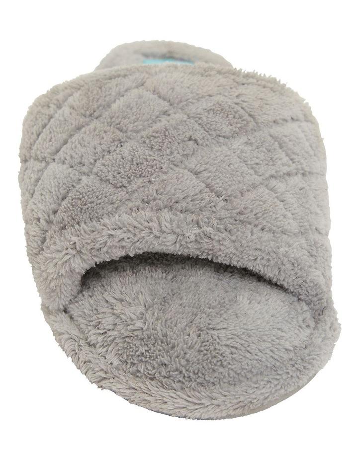 Pearl Grey Slipper image 4