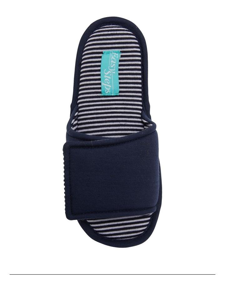 Perry Navy Stripe Slipper image 3