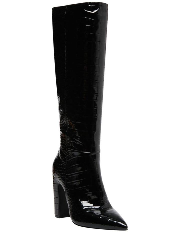 Rouge Black Croco Boot image 2