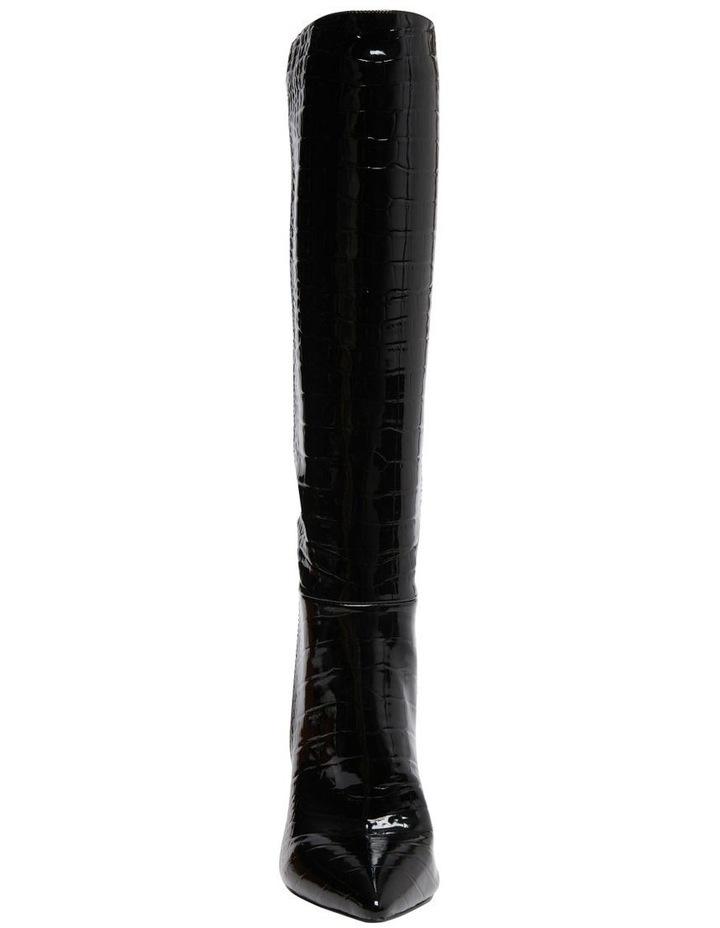 Rouge Black Croco Boot image 5