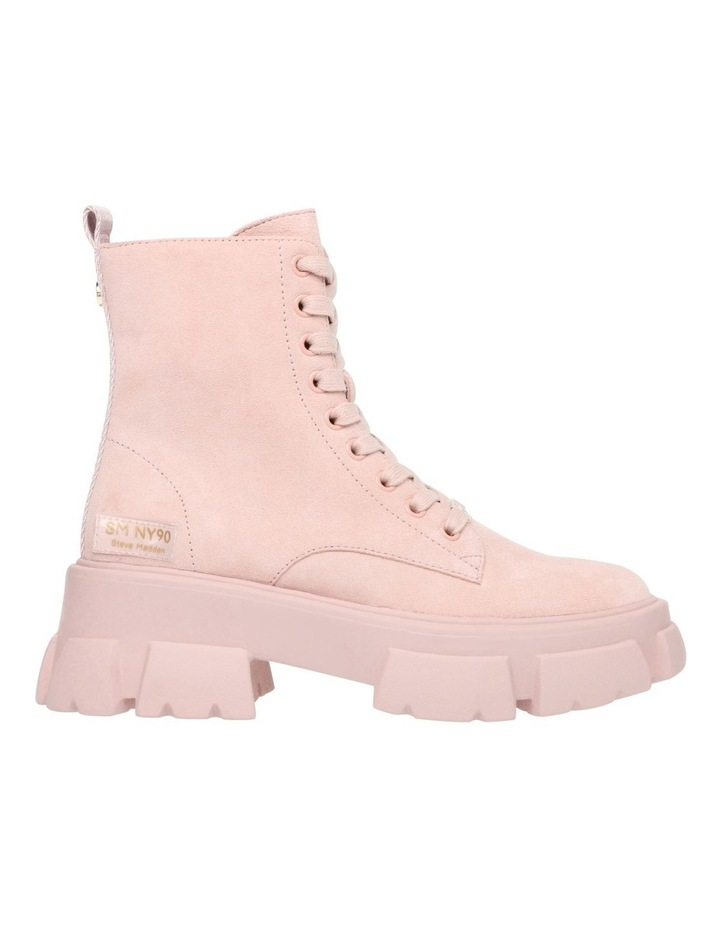 Tanker Pink Suede Boot image 1