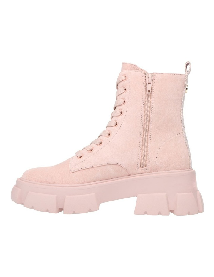 Tanker Pink Suede Boot image 5