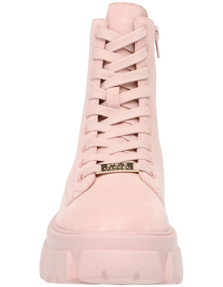 Tanker Pink Suede Boot image 6