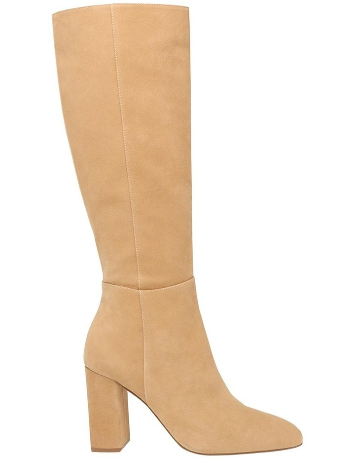 Ninny Camel Suede Boot image 1