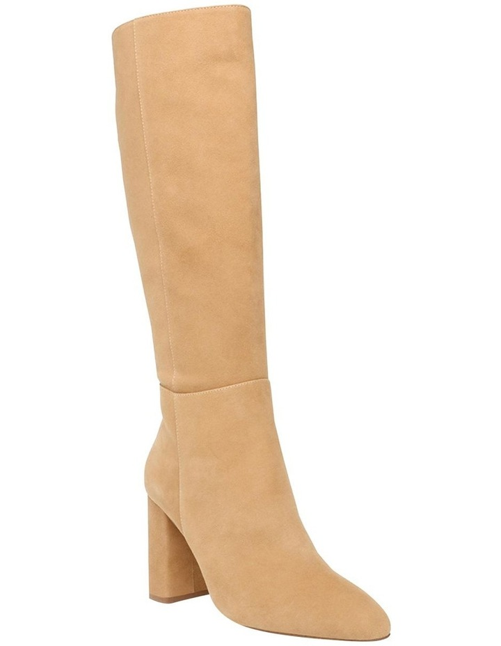 Ninny Camel Suede Boot image 2