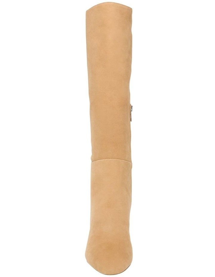 Ninny Camel Suede Boot image 5