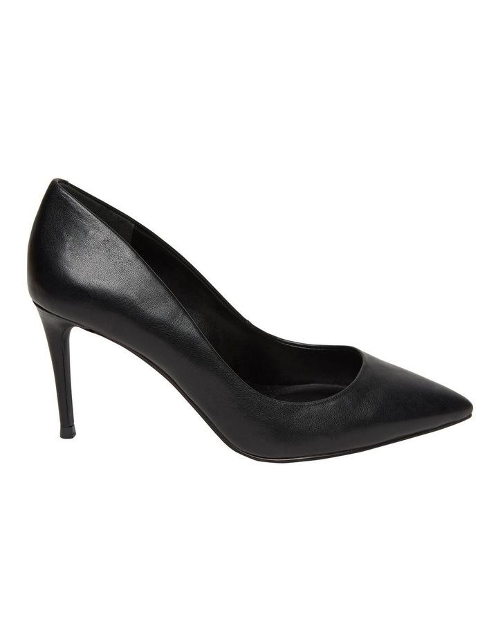 Lillie Black Heeled Shoes image 1