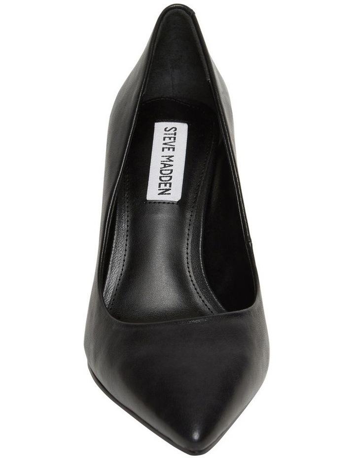 Lillie Black Heeled Shoes image 3