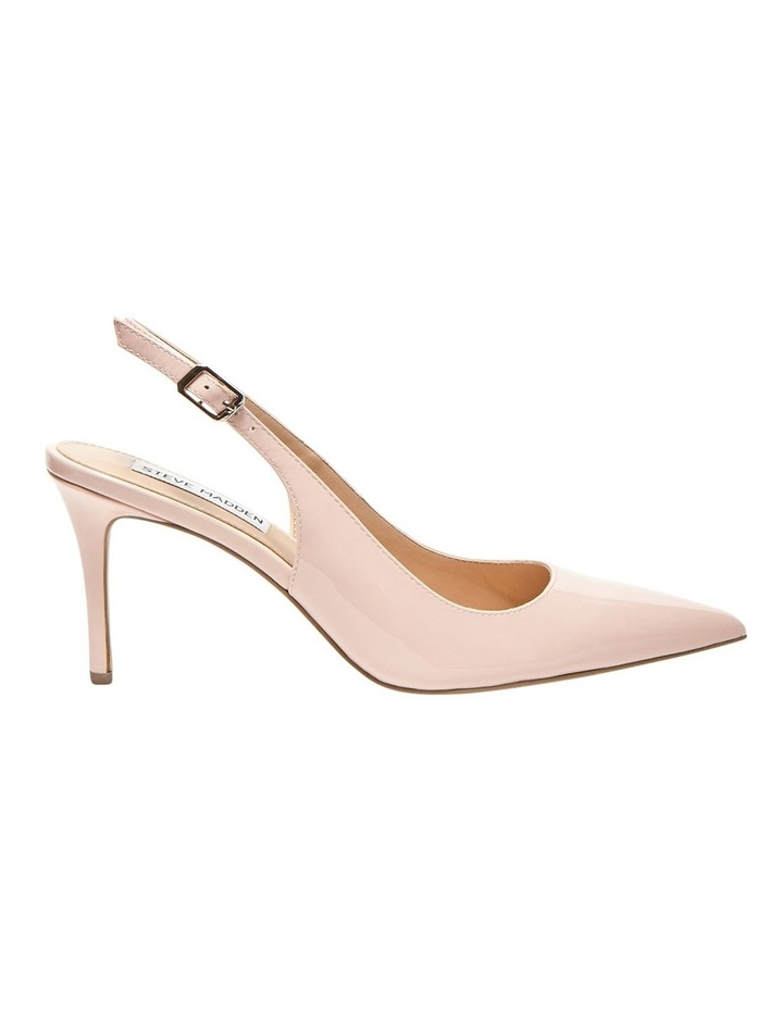 Macey Blush Patent Heeled Shoes image 1