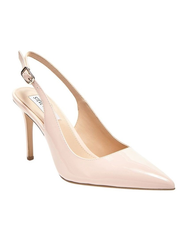 Macey Blush Patent Heeled Shoes image 4