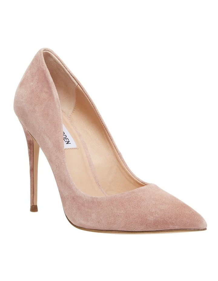 Daisie Tan Suede Heeled Shoe image 4