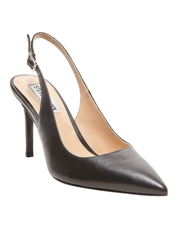 Macey Black Heeled Shoes image 2