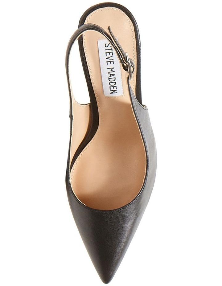 Macey Black Heeled Shoes image 4