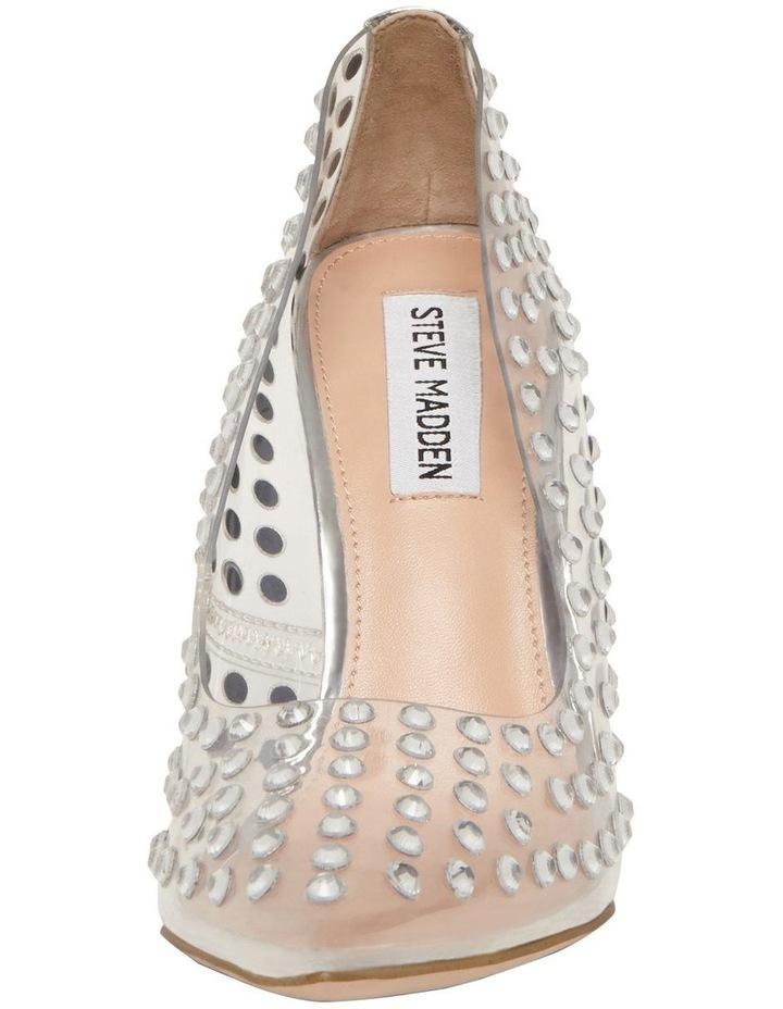Valiant-S Rhinestone Heeled Shoes image 3