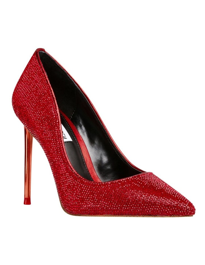 Vivacious Red Heeled Shoes image 2