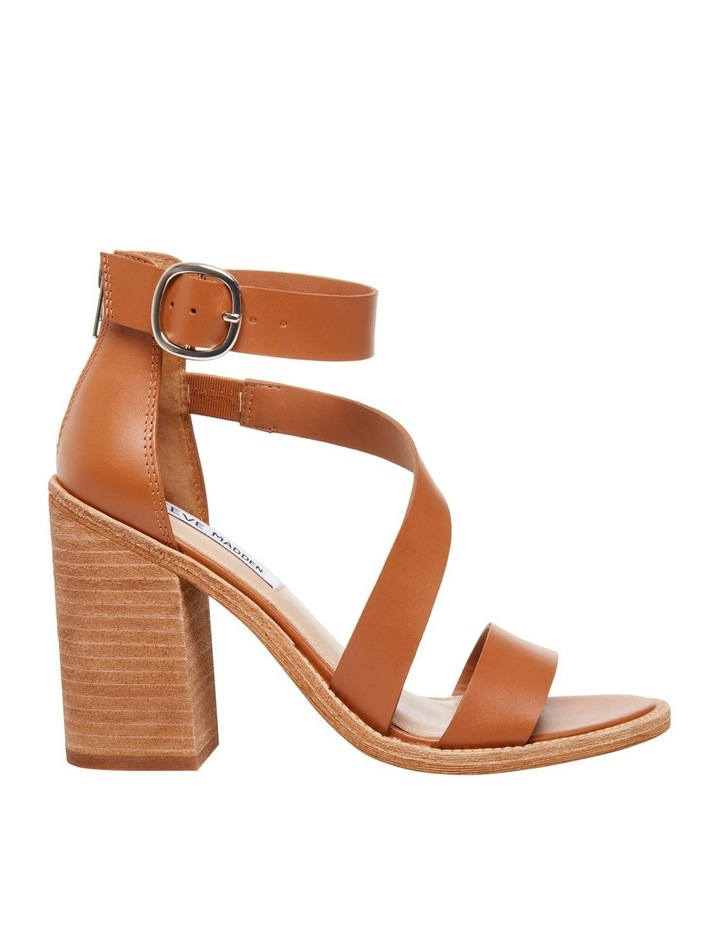 Collins Cognac Leather Sandal image 1
