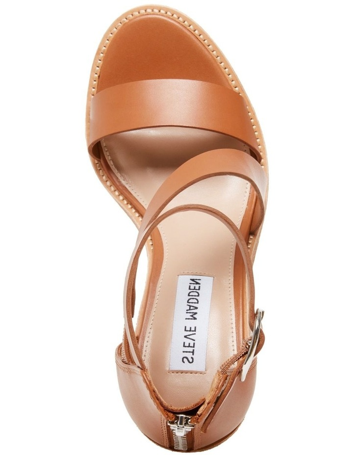 Collins Cognac Leather Sandal image 3