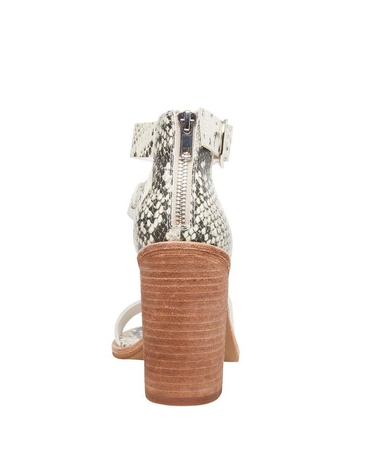Collins Natural Snake Sandal image 4