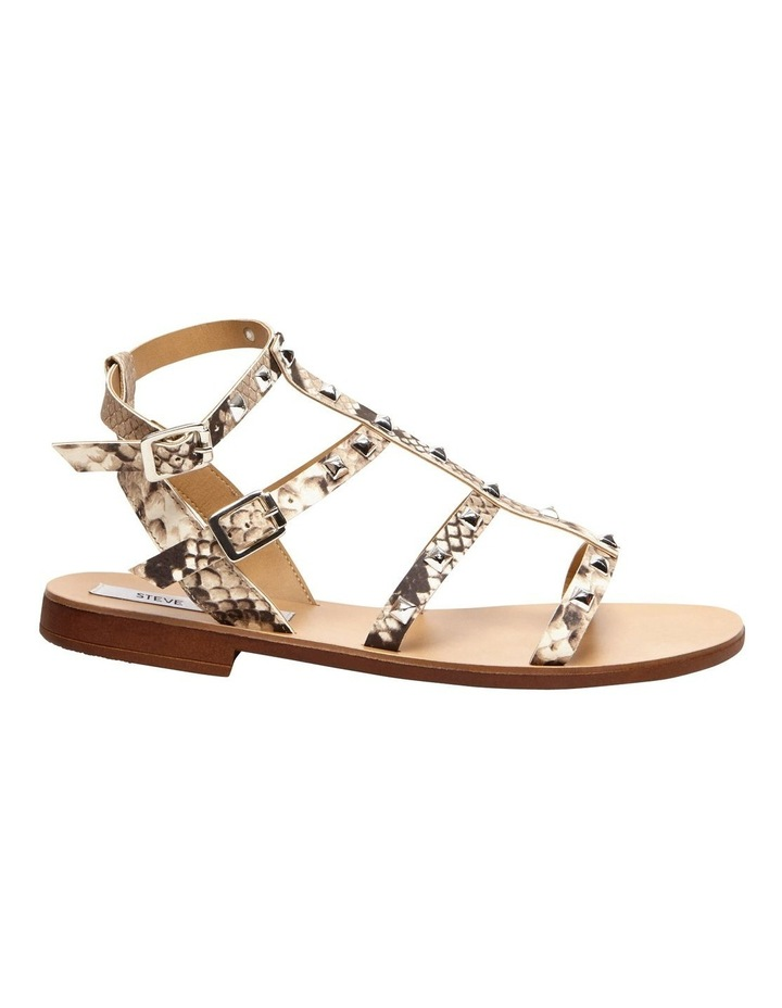Beyond Natural Snake Sandal image 1