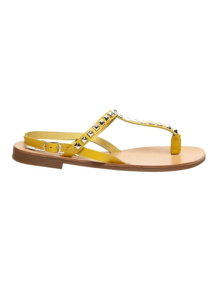 Bizzy Mustard Sandal image 1