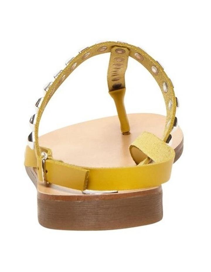 Bizzy Mustard Sandal image 3