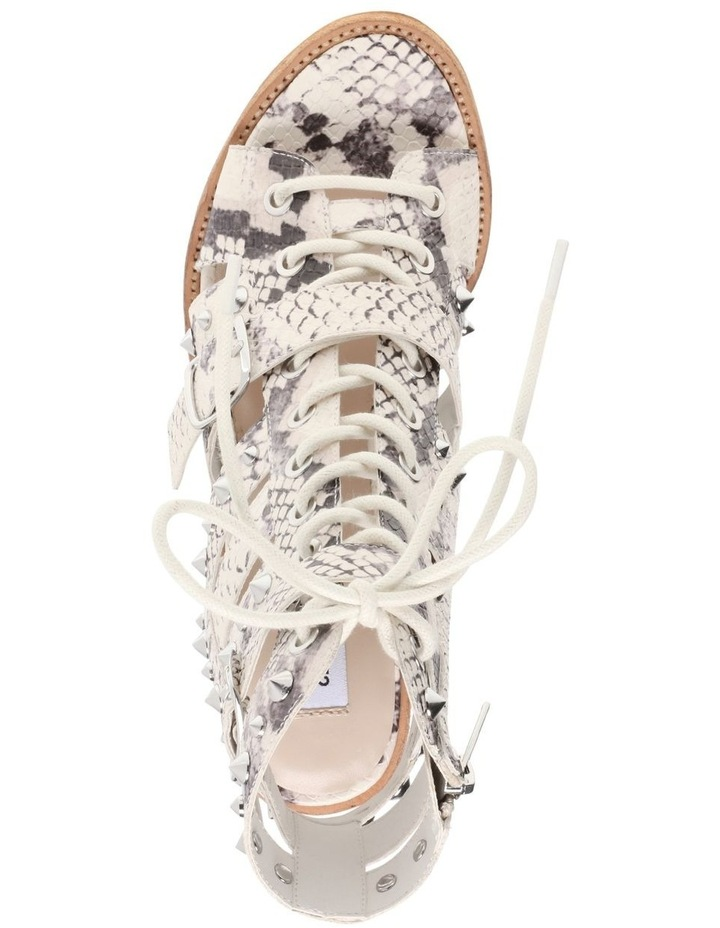 Cecilia-S Natural Snake Sandal image 4