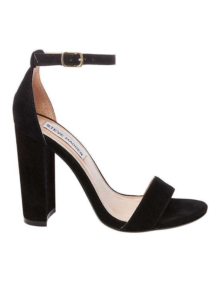 Carrson-A Black Sandal image 1