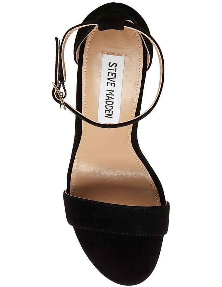 Carrson-A Black Sandal image 3