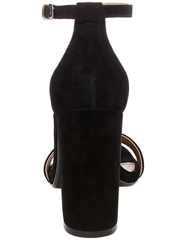 Carrson-A Black Sandal image 4