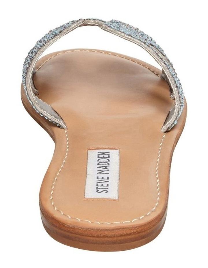 Harlow Silver Multi (Rhinestone) Sandal image 2