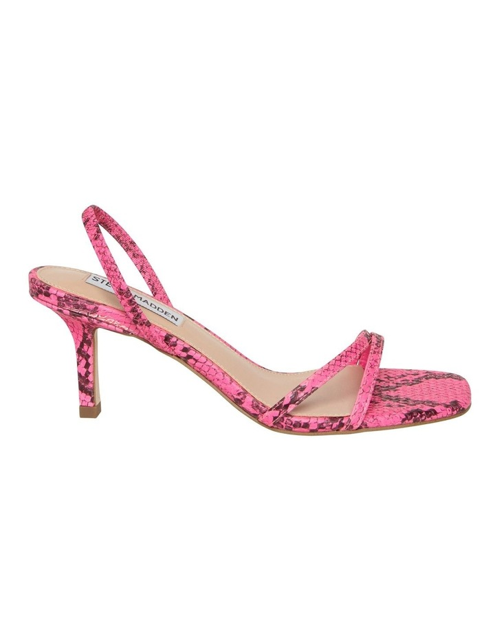 steve madden hot pink sandals